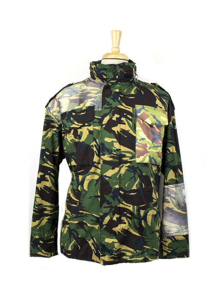 Virgil Abloh Patches M65 All Over Cargo Jacket - Camo
