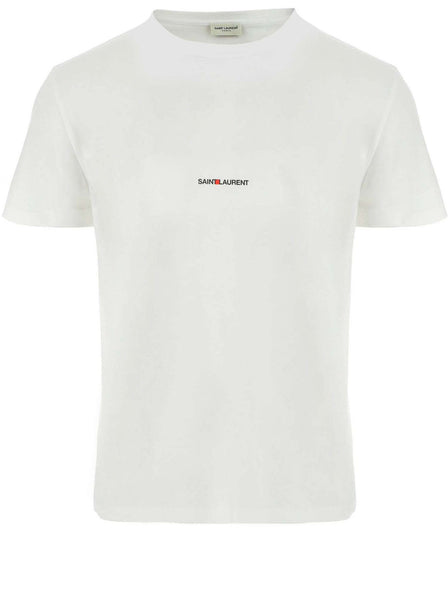 Men's Rive Gauche T-Shirt - White