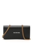 Cash Chain Wallet - Black
