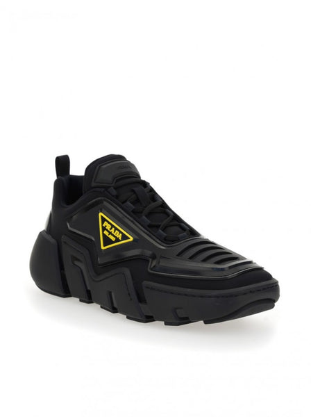 Techno Stretch Low Top Sneakers