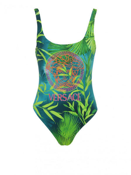 Medusa Jungle Print Swimsuit