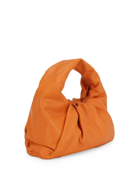 The Shoulder Pouch - Light Orange