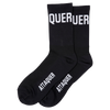 Block Type Socks Black main