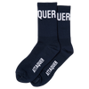 Block Type Socks Navy main