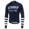 Attaquer | All Day Club Jersey Winter | Navy