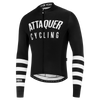 Attaquer | All Day Club Jersey Winter | Black