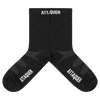 Attaquer ULTRA+ Logo Sock Black main