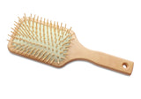 Mars Professional Superior Double Sided Mane and Tail Horse Brush, Paddle Style with Real Wooden Pins