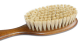 "Mars Boar Bristle Cat Brush, 3/4"" Bristles and 2"" Wide Head"
