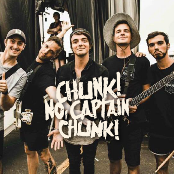 Chunk! No, Captain Chunk!