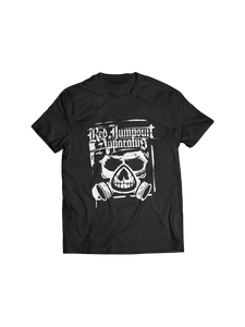 RED JUMPSUIT APPARATUS: AM I THE ENEMY T-SHIRT