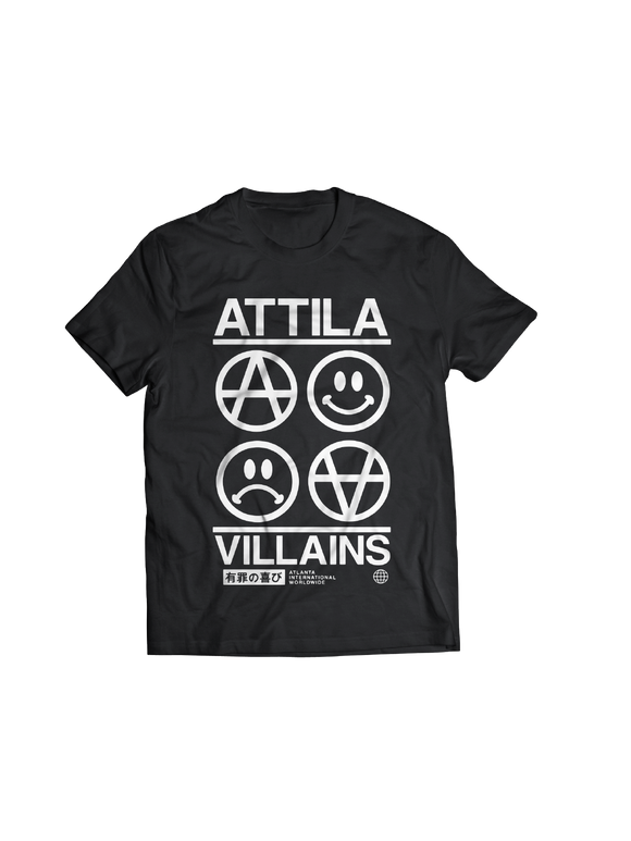 ATTILA: DAMAGE T-SHIRT