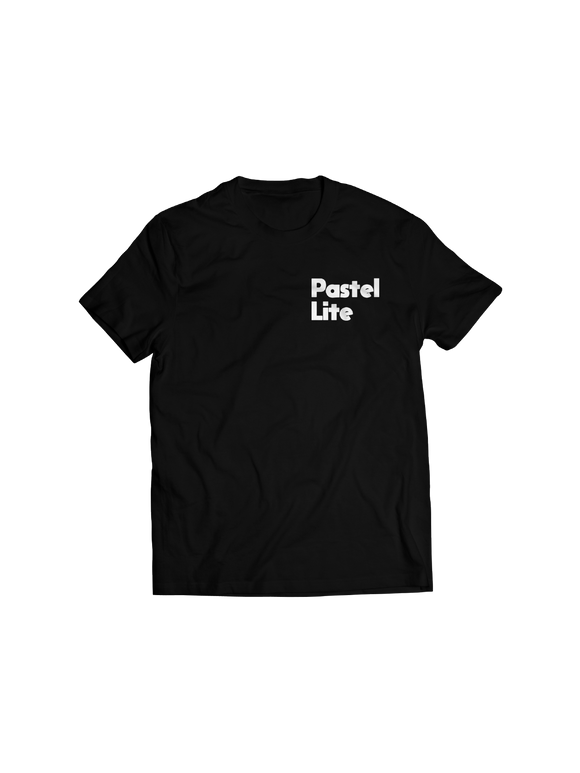 PASTEL LITE: DISCO BALL (BLACK) T-SHIRT