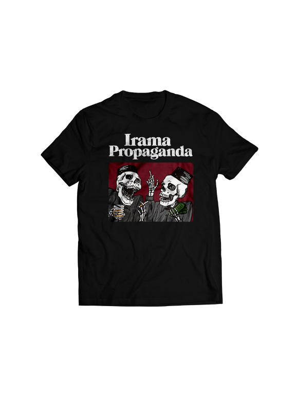 SPOOKY WET DREAMS: IRAMA PROPAGANDA T-SHIRT