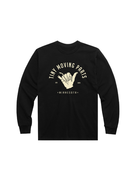 TINY MOVING PARTS: MINNESOTA LONG SLEEVE T-SHIRT