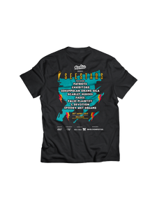 ROCKISS ROCK ON FEST SINGAPORE (2017) T-SHIRT
