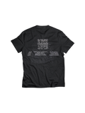 RED JUMPSUIT APPARATUS: STAR WARS (SOUTH EAST ASIA TOUR 2013) T-SHIRT