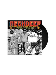 NECK DEEP: THE PEACE AND THE PANIC VINYL