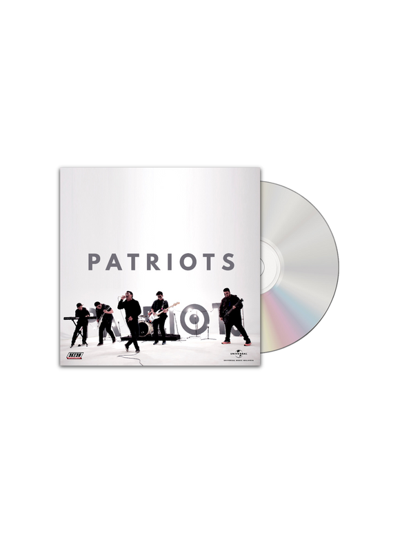 PATRIOTS: STAND OFF EP