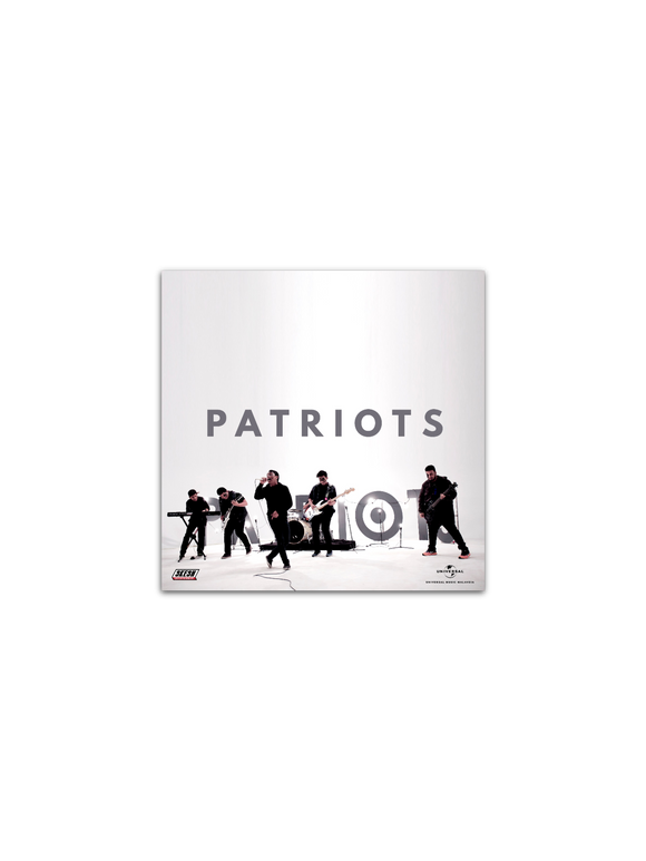PATRIOTS: STAND OFF EP (DIGITAL DOWNLOAD)