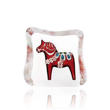 Dalecarlia Horse, Red, Medium