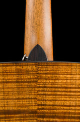 Breedlove Custom Masterclass Concert Bearclaw Sitka Spruce and Koa Acoustic Guitar
