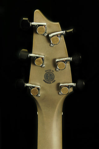 Breedlove Oregon Concert Ghost Headstock