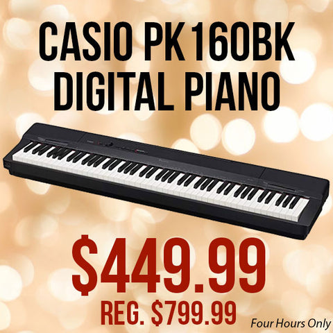 Casio Digital Piano Black Friday