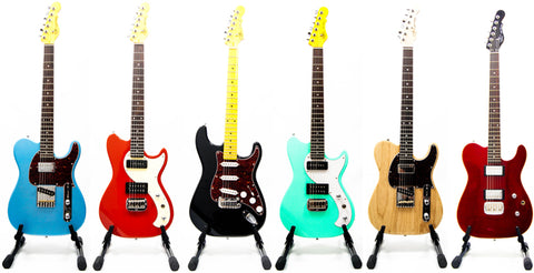 G&L Electric Guitars