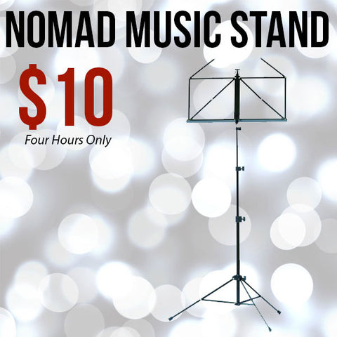 Nomad Music Stand Black Friday