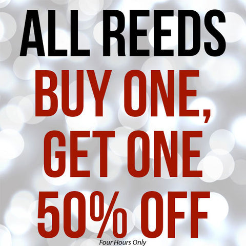 Reeds Black Friday