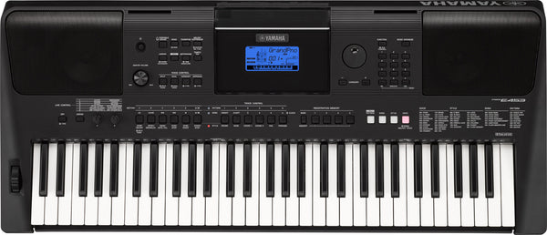 Yamaha Psr E463 Portable Keyboard Yamaha Portable