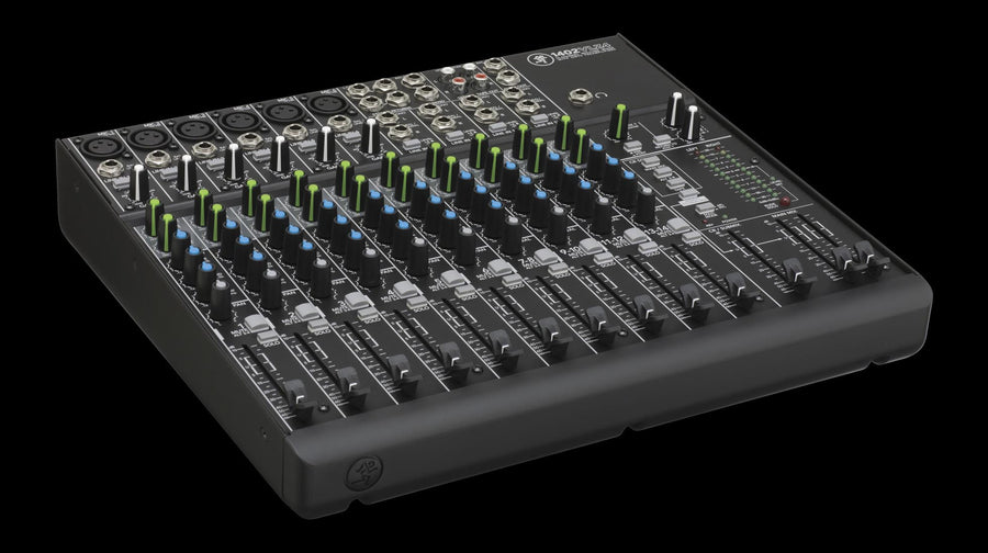 Mackie 1402VLZ4 14 Channel Compact Mixer - FINAL SALE -