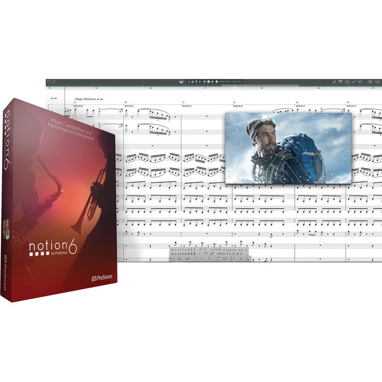 PreSonus Studio One 4 Artist and Notion Bundle (Digital Download)
