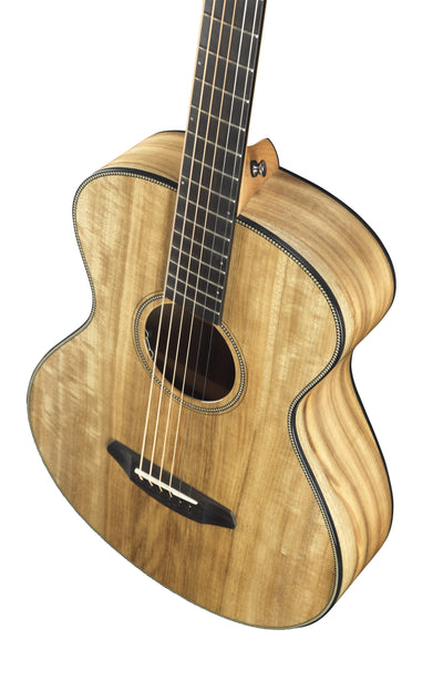 Breedlove Oregon Concertina Myrtlewood/Myrtlewood Acoustic Electric Guitar - Includes Case