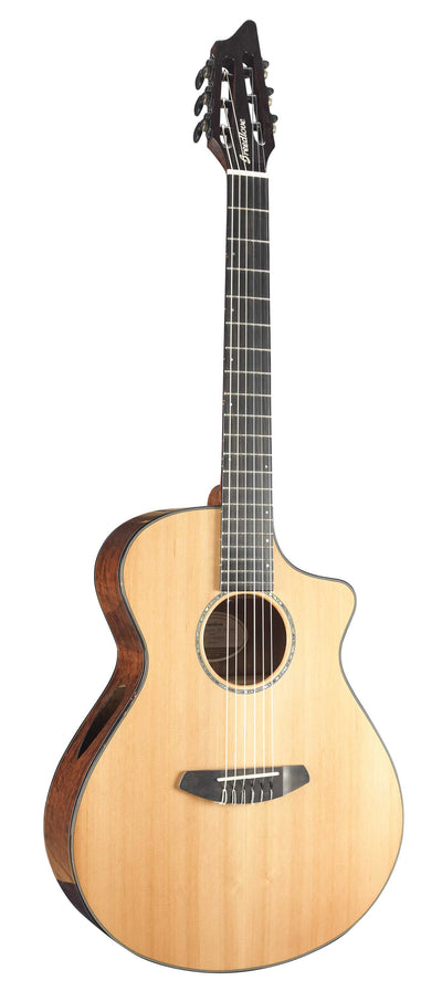 Breedlove Solo Concert CE Nylon String Red Cedar/Ovangkol Acoustic Electric Guitar
