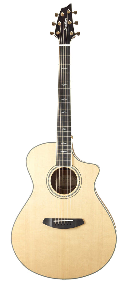 Breedlove Stage Exotic Concert CE Sitka Spruce/Myrtlewood Acoustic Electric Guitar