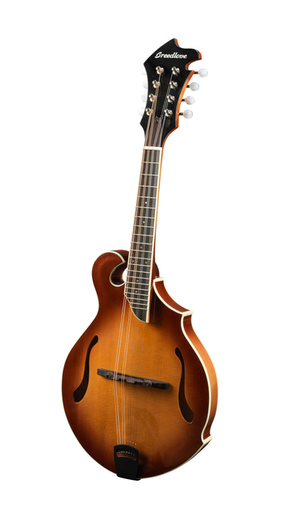 Breedlove Sunburst FF Crossover Mandolin F Body