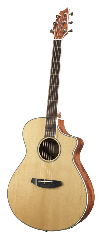 Breedlove Pursuit Exotic Concert CE Sitka Spruce/Bubinga Acoustic Electric Guitar - Includes Gig Bag -FINAL SALE-
