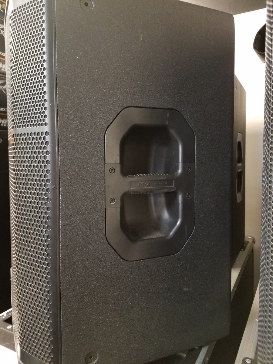 Used JBL PRX 615M Powered Speakers