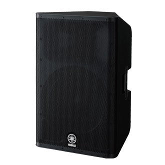 "Yamaha DXR15 110W 15"" Powered Speaker"