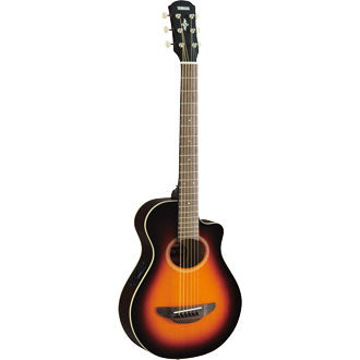 Yamaha APXT2 3/4 Size Acoustic Electric Guitar - Old Violin Sunburst