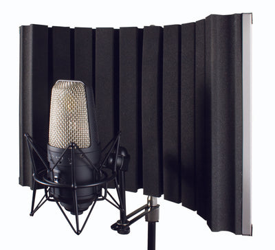 CAD Audio AS22 Acousti-Shield - Stand Mountable Portable/Folding Acoustic Enclosure