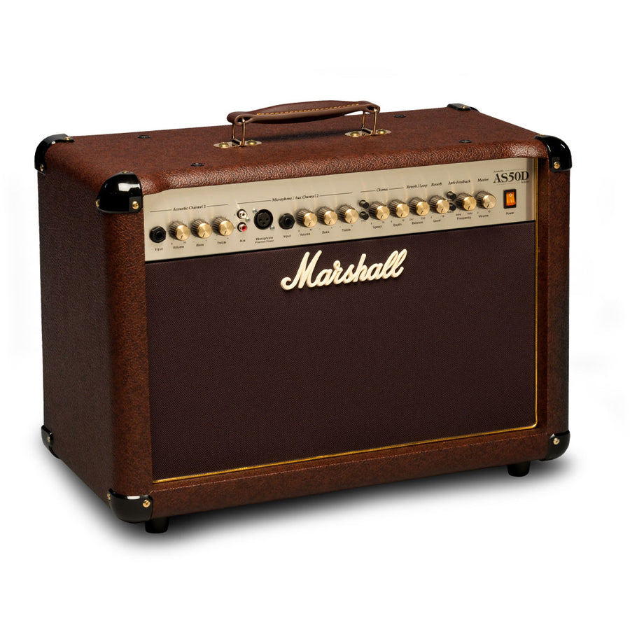 Marshall AS50D 50 Watt Acoustic Guitar Amp