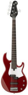 Yamaha BB235 5-String Bass Guitar Raspberry Red