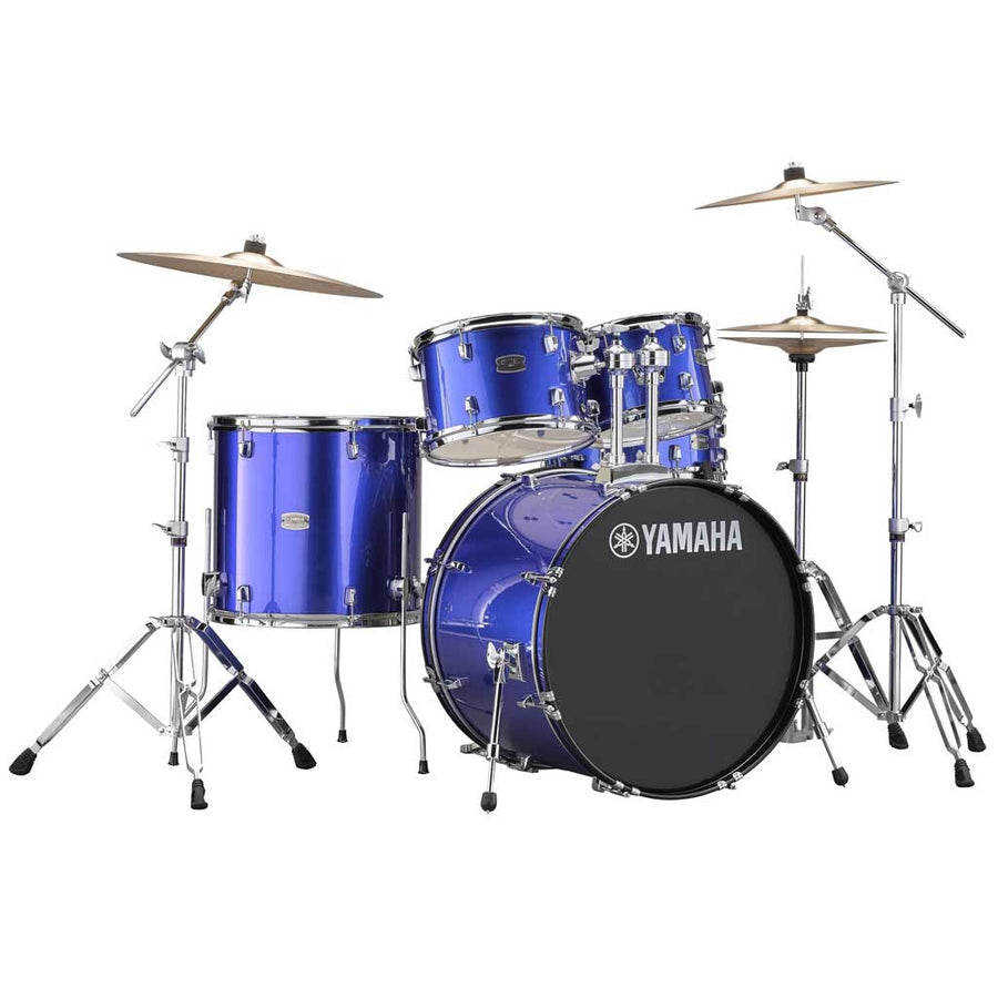 "Yamaha RYDEEN Acoustic Drum Set w/ 22"" Bass Drum (6 Colors Available)"