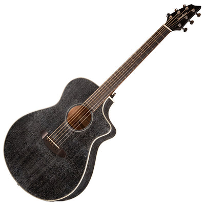 Breedlove Discovery Concert CE Night Sky All Mahogany Limited Edition Acoustic Electric Guitar