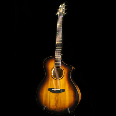Breedlove Oregon Concert CE Tiger's Eye Limited Edition Acoustic Guitar - Includes Hard Case