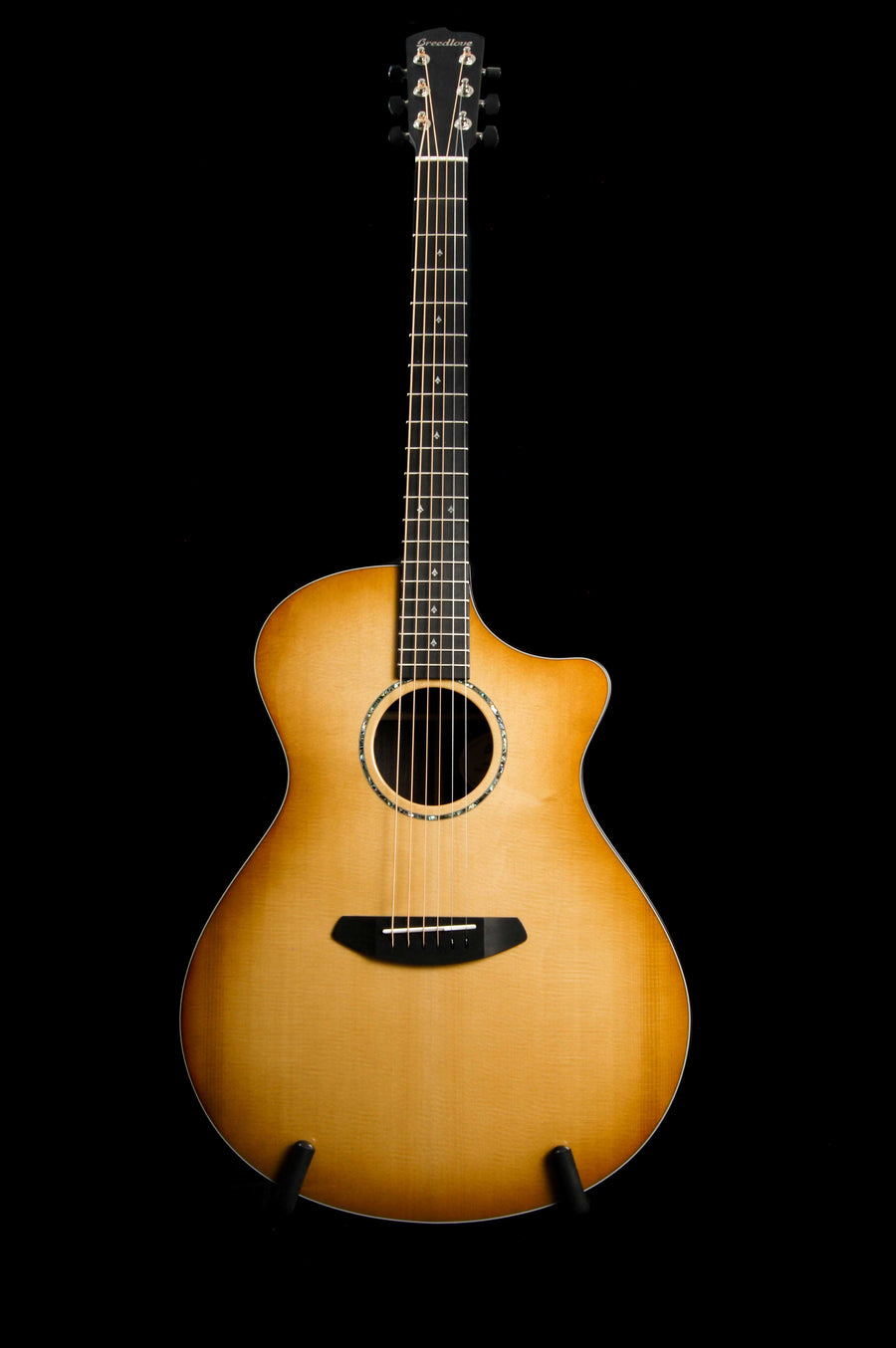 Breedlove Premier Concerto CE Copper Sitka Spruce/Rosewood Acoustic Electric Guitar