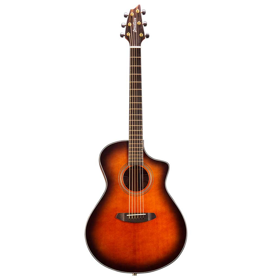 Breedlove Organic Series Performer Concert CE All Solid Torrefied European Spruce/African Mahogany Acoustic Electric Guitar